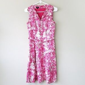 Talbots Floral Dress